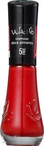 Vult Esmalte 5Free Cremoso Doce Pimenta
