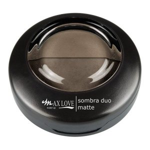 MAX LOVE Sombra Duo Matte 198 4g
