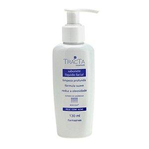 Tracta Sabonete Líquido Facial - Pele Com Acne - 130ml