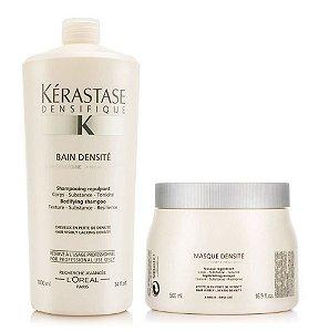 Kérastase Densifique Kit Densité Bain 1L + Masque 500ml