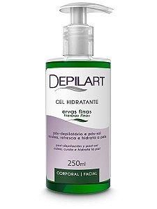Depilart Gel Hidratante Pós-Depilação - 100ml -Ervas Finas