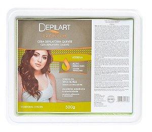 DEPILART Premium Cera Depilatória Quente Verbena 500g (vencimento 10/21)