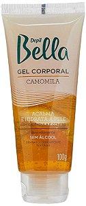 Depil Bella Gel Corporal com Camomila 100g