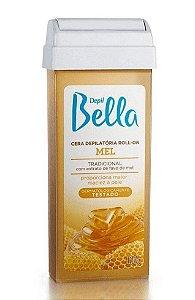 DEPIL BELLA Cera Depilatória Roll-on Mel 100g