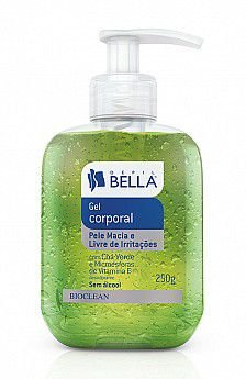 Depilbella Gel Corporal - 250g - Chá Verde