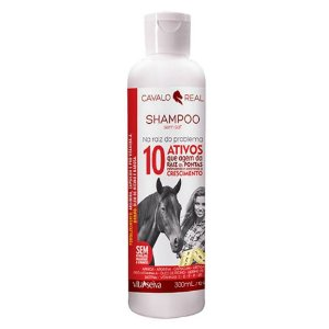 VITA SEIVA Cavalo Real Shampoo 10 ativos para Crescimento Capilar 300ml