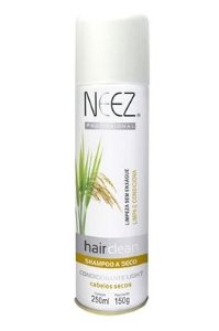 Neez Hair Clean Shampoo Seco Spray - Cabelos Normais - 250ml