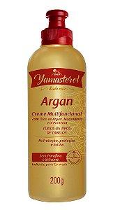 Yamá Yamasterol Creme Multifuncional Argan 200g