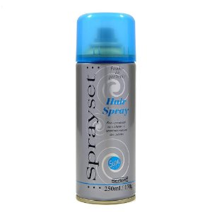 Aspa Sprayset Hair Spray - Suave - 250ml