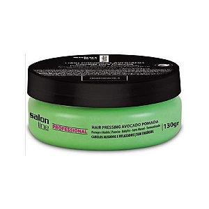 Salon Line Profissional Pomada Hair Pressing - 130g