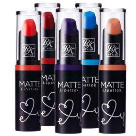 RK By Kiss Ny Lipstick Batom Matte