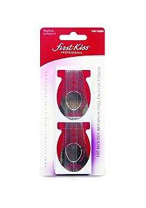 First Kiss Moldes Adesivos Esculpir Unhas (FNF100) 100Un