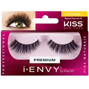 Kiss New York i.Envy Cílios Postiços Beyond Naturale 02 (KPE34)