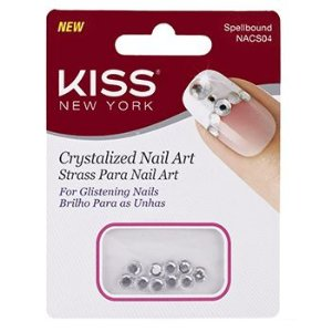 Kiss New York Nail Art Strass para Unhas Spellbound (NACS04)
