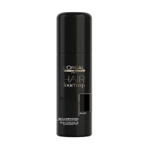 L'Oréal Professionnel Hair Touch Up Black - 75ml