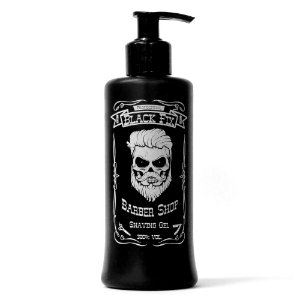 Black Fix Barber Shop Shaving Gel - Gel para Barbear - 300ml