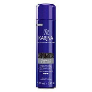 KARINA Controle & Volume Hair Spray Extra Forte - 400ml