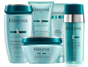 Kérastase Resistance Force Architecte Kit Completo (5 Produtos)