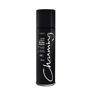Charming Hair Spray Black Fixação Extra Forte 200ml