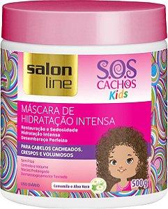 Salon Line SOS Cachos Kids Máscara - 500g
