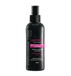 Yamá Professional Color Liquid Keratin Queratina Líquida 200ml