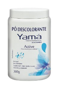 YAMÁ Pó Descolorante Active 300g
