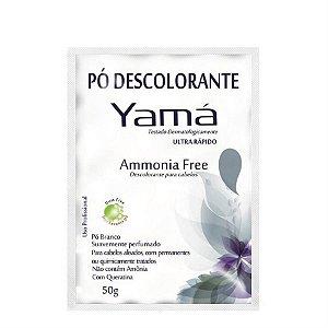 YAMÁ Pó Descolorante Ammonia Free 50g