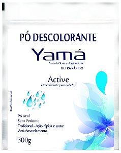 Yamá Descolorante Pó Refil - Active - 300g