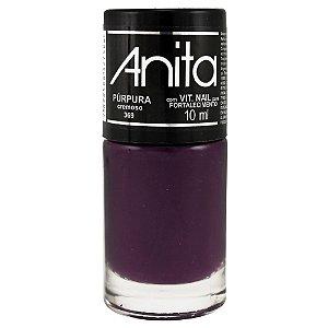 Anita Esmalte Púrpura Cremoso - 10ml - 369