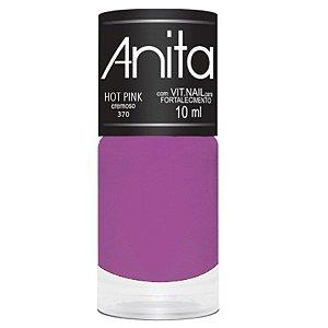 Anita Esmalte Hot Pink Cremoso - 10ml - 370