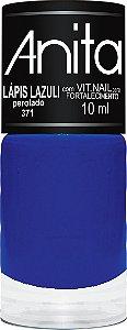 anitaa Esmalte Perolado Lápis Lazuli