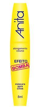 Anita Máscara de Cílios - Efeito Bomba - 8ml