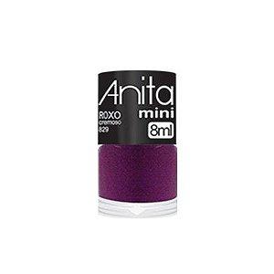 Anita Mini Esmalte Roxo - 829