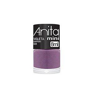 Anita Mini Esmalte Violeta - 828