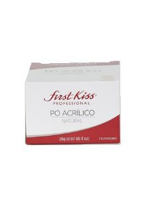 First Kiss Pó Acrilico Transparente (FKAP300) 20g