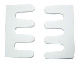 SANTA CLARA Separador para Dedos em Látex 2Un (82)