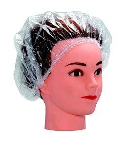 SANTA CLARA Touca Descartável para Banho Plástica 6un (095)
