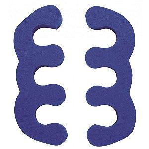 Santa Clara Separador para Dedos Modelo Injetado de Espuma cores sortidas 2Un (217)