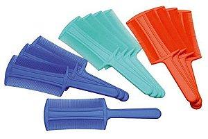 Santa Clara Pente Plástico para Piolho 12Un (775)