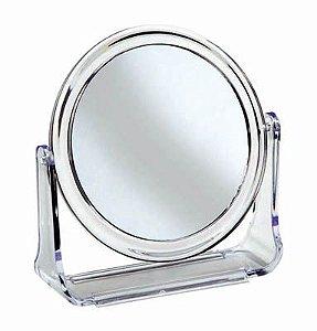 SANTA CLARA Espelho Importado Emoldurado Médio Duplo para Bancada (988)
