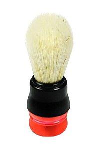 SANTA CLARA Pincel para Barbear com Pelo Natural com Cabo Plástico Importado (1244)