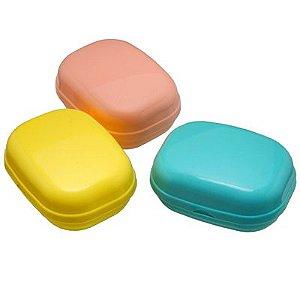 SANTA CLARA Saboneteira de Plástico Baby cores sortidas 1un (1254)