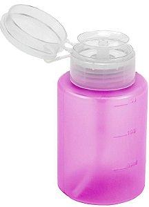 SANTA CLARA Dosador de Acetona Simples Rosa 150ml (3981)