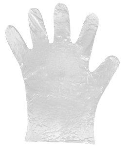 Santa Clara Luva Multiuso Descartável Plástica de EVA 20un (2559)