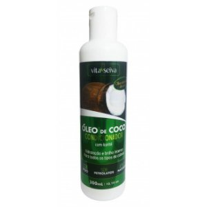 Vita Seiva Oleo de Coco Condicionador - 300ml