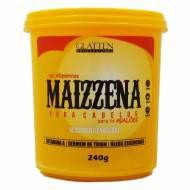 Glatten Maizzena Máscara de Alisamento Natural - 240g