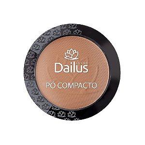Dailus Pó Compacto New 08 Bege Escuro