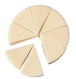 MEIKKI Esponja Queijo Branca 8 pedaços