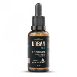 Urban Men Óleo para Barba 30ml