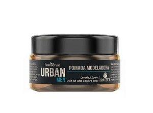Urban Men Pomada Modeladora Efeito Matte - 50g